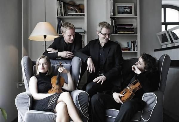 The members of the Meccorre are Aleksandra Bryla, Karol Marianowski, Wojciech Koprowski and Michal Bryla.