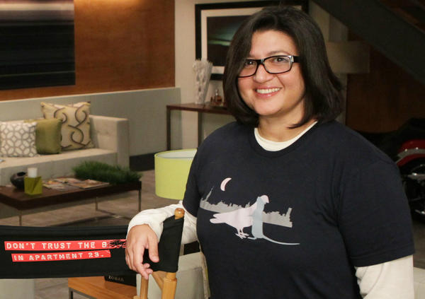 "A new comedy, ""Fatrick,"" from the creator of ""Don't Trust the B-- in Apt. 23,"" Nahnatchka Khan, get an order for a pilot episode from Fox."