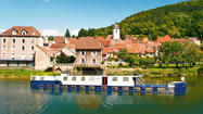 France: Life in the slow lane on barge tour of Marne-Rhine Canal