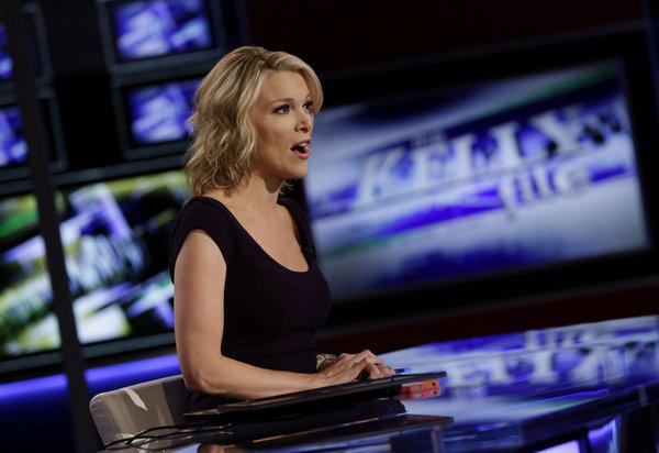 """Fox News Channel's """"The Kelly File,"""" with Megyn Kelly, had 2.9 million total viewers Tuesday night."""