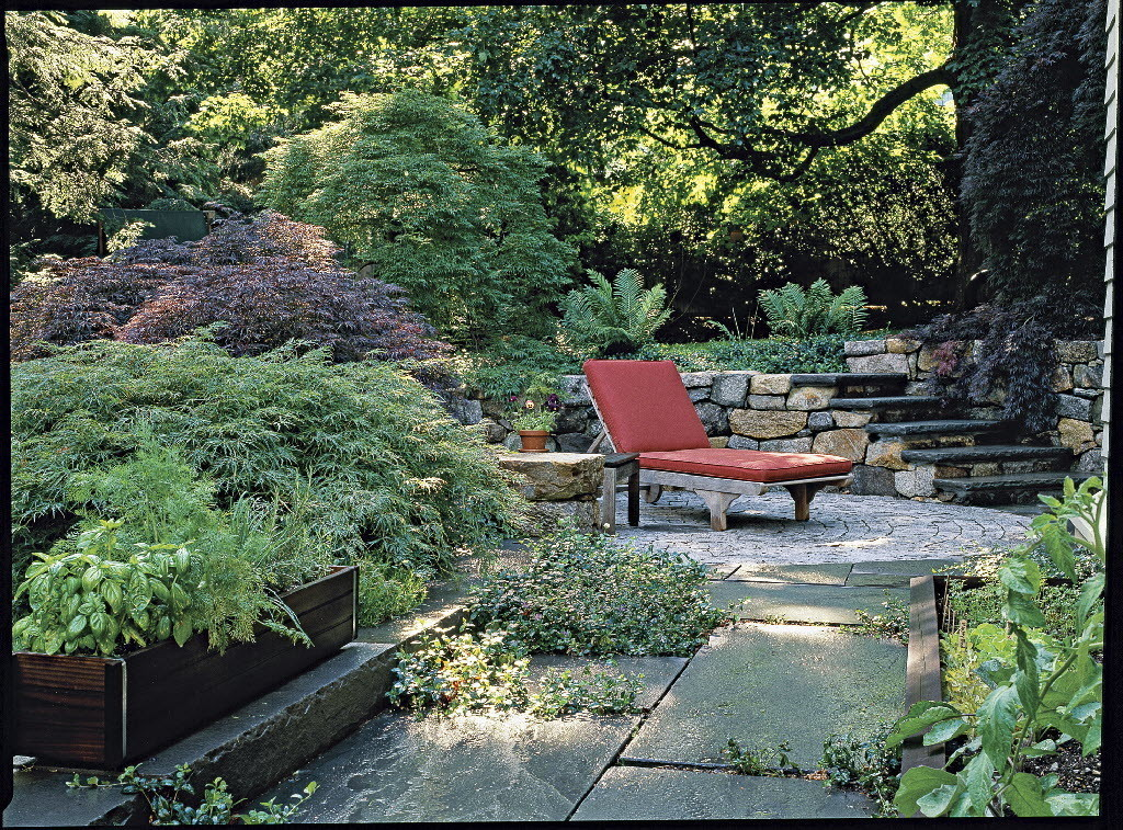 A Simpler Garden Takes Some Planning And Some Tough Love - Hartford ...
