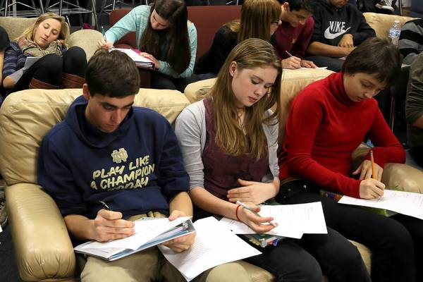 At Walter Payton College Preparatory High School, 98.4 percent of students were considered college ready under the state's definition. That figure was 80.9 percent using ACT's formula.
