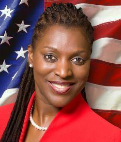 Alexandra Davis in an Election 2010 candidate headshot. Davis, a Miramar commissioner, is now running for Broward County Commission.
