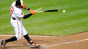 Adam Jones on 'a big winter'; talking Silver Sluggers and the value of power