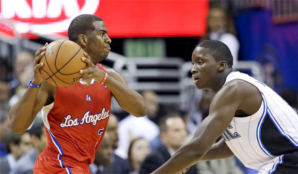 Chris Paul and the Clippers head to Miami where they will face the defending NBA Champions on their home court Thursday night.
