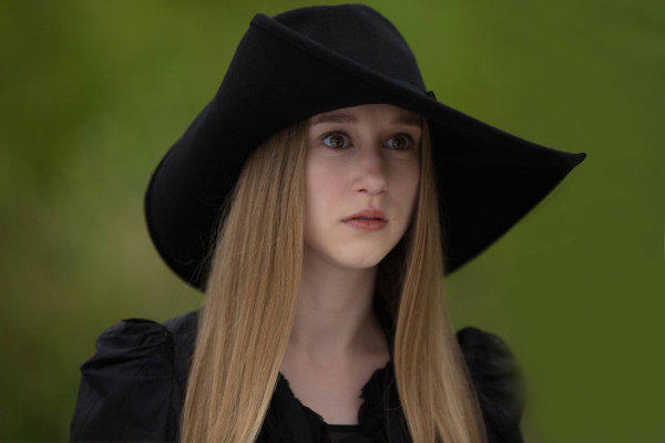 "Taissa Farmiga as Zoe on ""American Horror Story: Coven."""