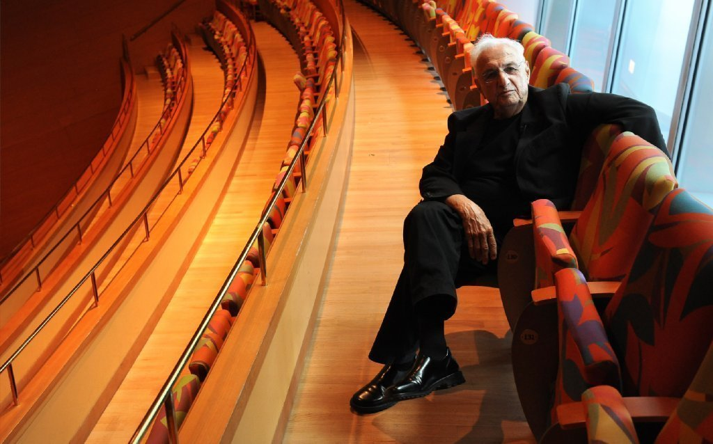 frank gehry essay