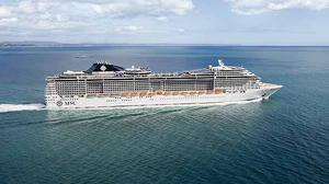 Buongiorno Miami, MSC Divina to begin year-round service