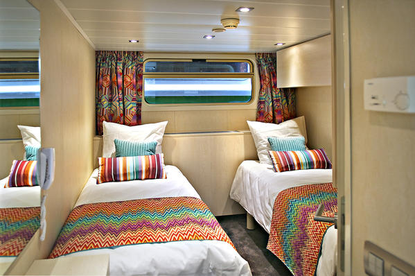 CroisiEurope leads barge cruises along French waterways on vessels that feature just 12 cabins.
