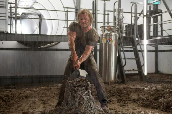 <b>Character:</b> Thor, the Norse god of thunder