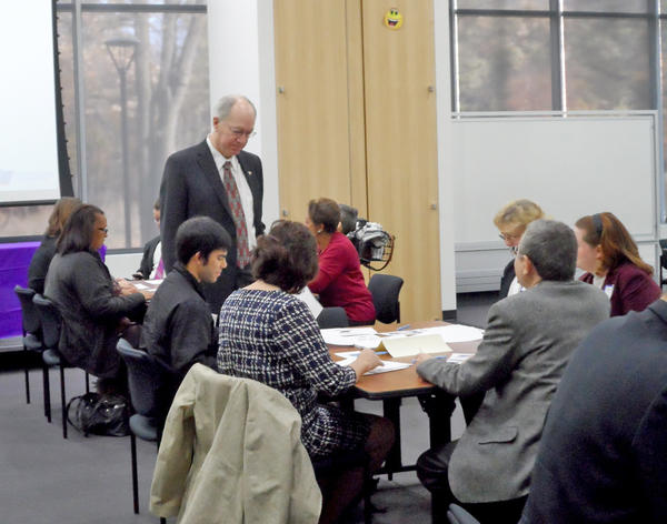 Congressman Foster, Concord Coalition Host Budget Exercise at JJC
