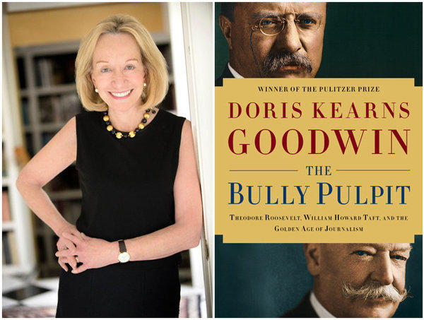 book review the bully pulpit
