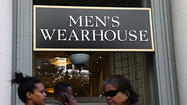 Top Men's Wearhouse investor demands negotiations