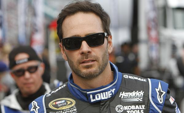Can five-time NASCAR Sprint Cup champion Jimmie Johnson maintain his points lead over Matt Kenseth heading into the final races of the season?