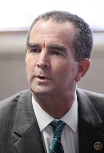 State senator Ralph Northam was elected lieutenant governor of Virginia.