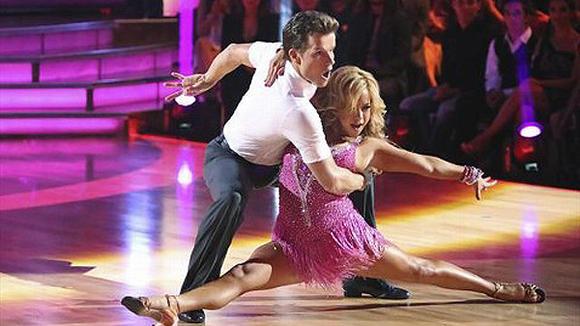 Sabrina Bryan -- Dancing With The Stars
