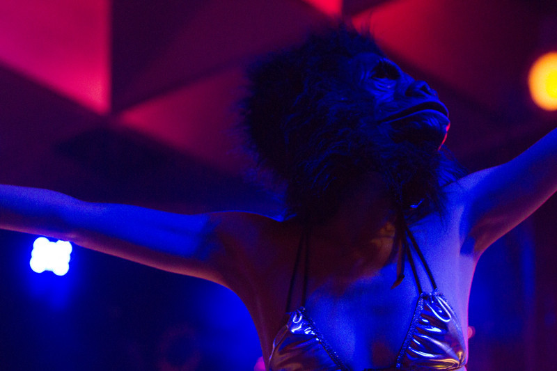 Punky pinups do burlesque in Fort Lauderdale - Suicide Girls play The Culture Room - Ft. Lauderdale