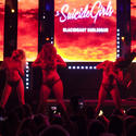 Suicide Girls play The Culture Room - Ft. Lauderdale