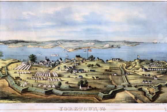 Remembering Fort Yorktown