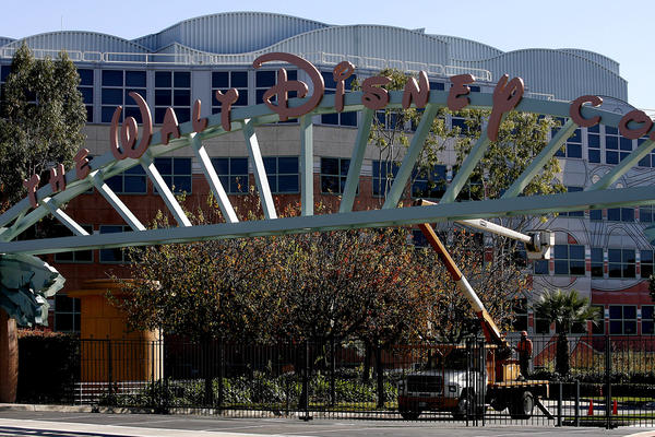 The Walt Disney Studios in Burbank Ca., on Saturday, Jan. 19, 2013.