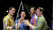 Actors in 'Jersey Boys' learn methods at 'Frankie Camp'