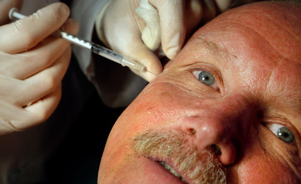 Los Angeles Times columnist Chris Erskine receives Botox injections and discovers a new wrinkle: the reactions of friends and co-workers.