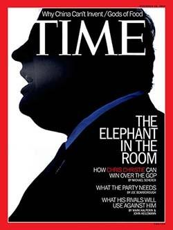 The Time magazine cover that has everyone talking.