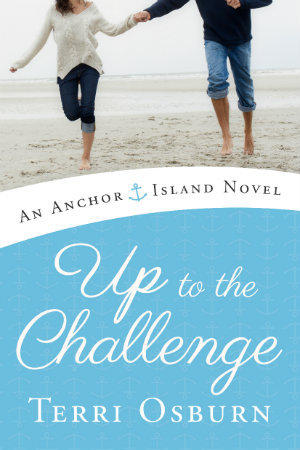 "Virginia Beach's Terri Osburn releases ""Up to the Challenge,"" second in her Anchor Island series published by Montlake R"