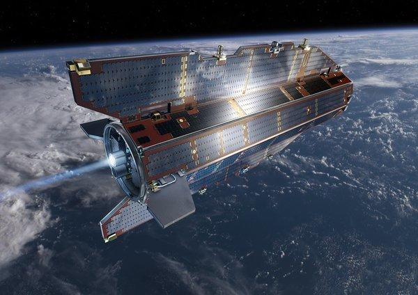 The European Space Agency's GOCE satellite is expected to fall to Earth on Sunday night or Monday morning. Scientists are uncertain where its surviving fragments will land.