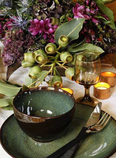 The earthy table