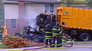 Police: No charges in garbage truck accident that killed three in Glenview