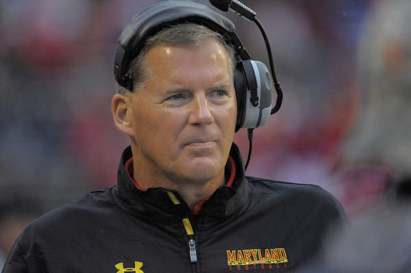 Maryland coach Randy Edsall played and served as an assistant at Syracuse, which the Terps face Saturday.