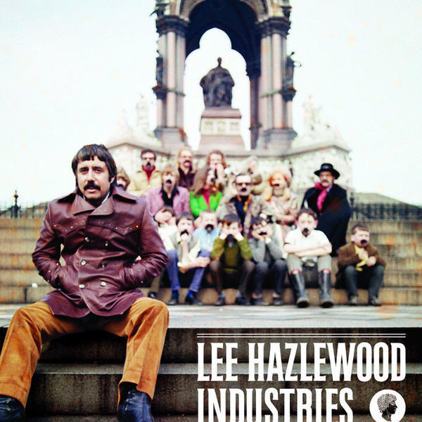 "The cover of the new box set ""Lee Hazlewood Industries: There's a Dream I've Been Saving 1966-1971."""
