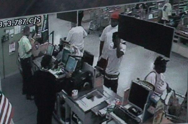 Lauderhill Police are searching for an identity theft suspect seen on surveillance video