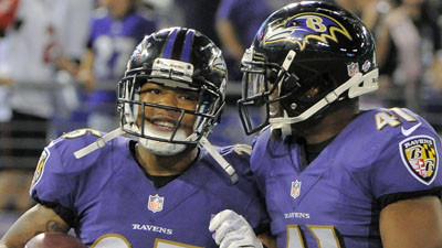 Ravens' corner Asa Jackson 'surprisingly sharp,' Harbaugh says