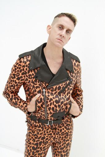 Jeremy Scott is the new creative director at Moschino.