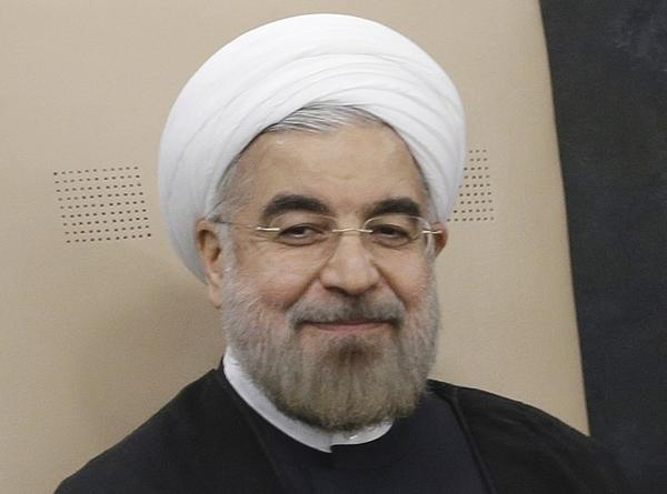 Negotiations are under way in Europe to have Iran suspend most of its nuclear activities. Above, newly elected Iranian President Hassan Rouhani, who has made diplomatic overtures to the West, is seen at the 68th session of the United Nations General Assembly in September.