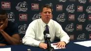 ODU's Jeff Jones after loss to Missouri State