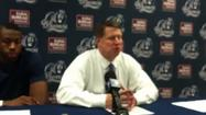 Jones applauds ODU's Richard Ross