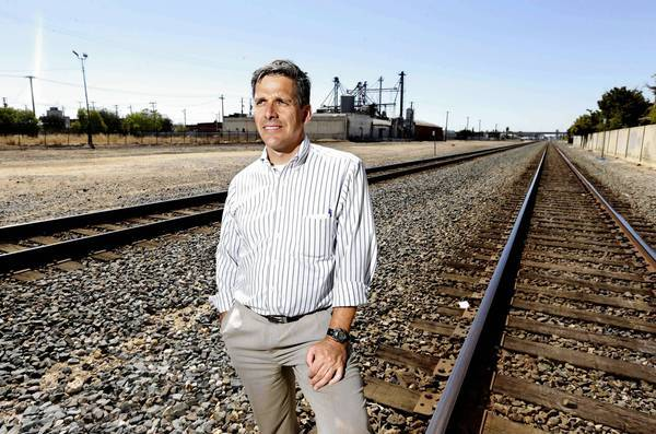 "In defense of the state's bullet train plans, Jeff Morales, chief executive of the California High-Speed Rail Authority, says infrastructure projects like the bullet train ""are never easy. They are done by people who are willing to stick to it."""