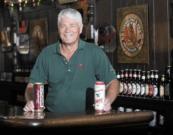 Labor groups are planning to protest Saturday in front of beermaker D.G. Yuengling and Son in Pottsville. At issue, according protest organizers, is owner Dick Yuengling Jr.'s support of so-called right-to-work laws.