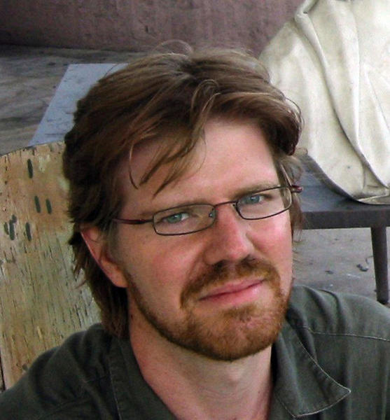 Jim Wyss, the Miami Herald's Andean bureau chief, was detained in Venezuela Thursday.