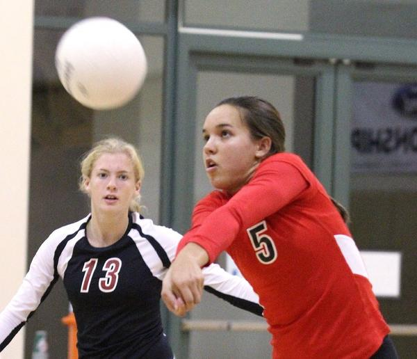 Flintridge Sacred Heart Academy received the highest local seed as the Tologs are fourth. Flintridge Sacred Heart begins the playoffs Tuesday at 7 p.m. (File Photo)