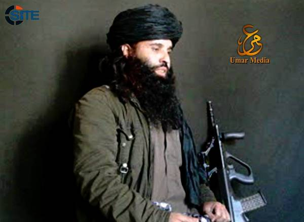 An undated photo of Mullah Fazlullah, the new head of the Pakistani Taliban. During his rule in Pakistan's Swat region from 2007 to early 2009, he ordered kidnappings, public whippings, torture and beheadings.