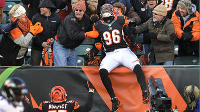 Following Ravens' formula, Bengals becoming annual threat in AF…