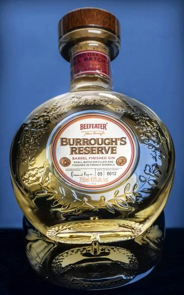 Burrough's Reserve gin: Historically married to tonic, Beefeater ...