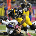 Oct. 20, 2013: Steelers 19, Ravens 16