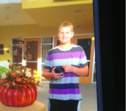 Missing Farmington teen Ashton Pochatko.