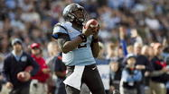 Teel Time: Early third-down conversions fuel North Carolina's victory over Virginia