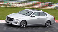 2014 Cadillac CTS likely to help brand gain ground